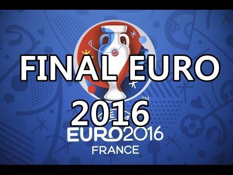 Portugal 1 X 0 França   Melhores Momentos   EUROCOPA 2016