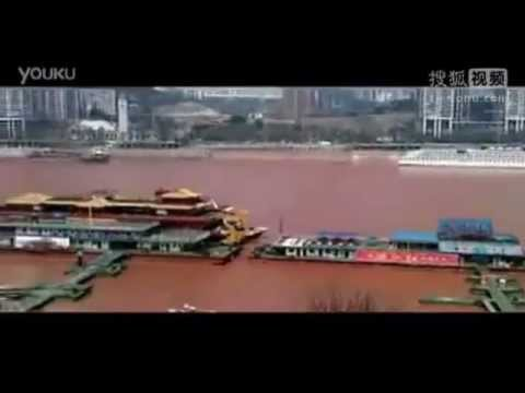 Signs of Thy Coming : China's Yangtze River Turns Blood Red (Sept 07, 2012)