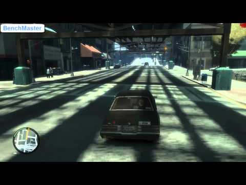 GTA IV Gameplay on Intel HD 4600 Integrated Graphics (i7 4770k)
