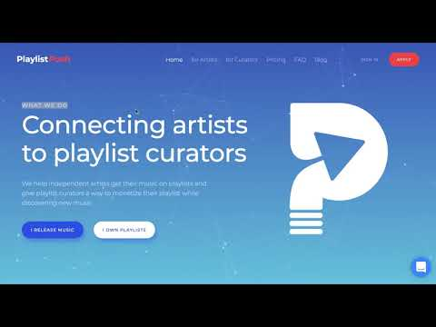 Playlist Push Review: Getting Music on Spotify Playlists