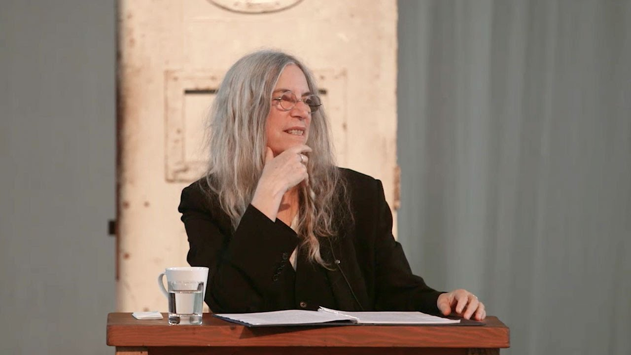 patti smith youtube