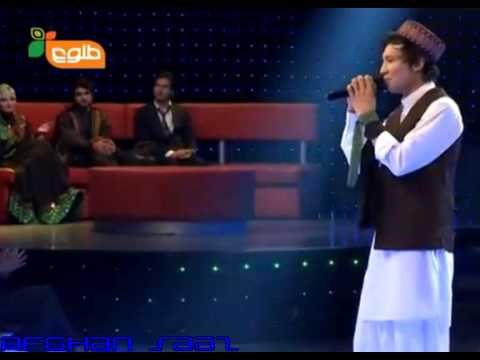 Afghanstar Top 4 Episode 29 Sajid Hussain Jannati 2nd Song