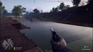 Battlefield 1 They Shall Not Pass Bridge Demolition