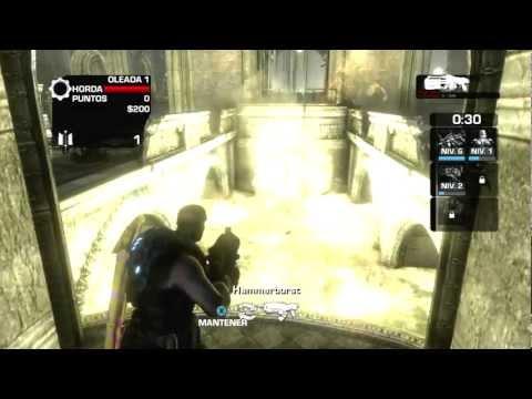 Gears of War 3 | Huevo de Pascua Jacinto, Hacha de imulsión