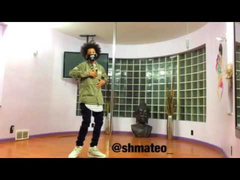 Chris Brown - Grass  Ain't Greener - choreographic by Shmateo