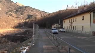 video TUBO ROTTO PER IL TERREMOTO, RUBINETTI A SECCO