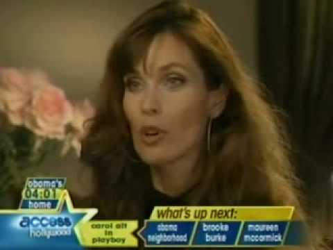 Carol Alt Access Hollywood Video