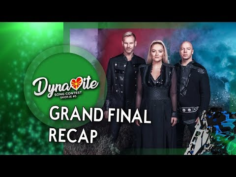 Grand Final | Skopje | Dynamite Song Contest #5