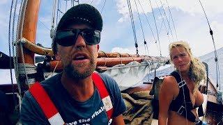 Running Sail Repair