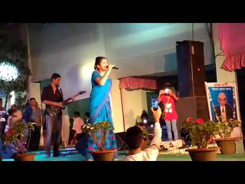 Concert of Nahid Afrin at Margherita