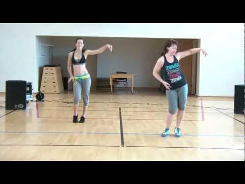 Zumba - Hecha Pa'lante (bellydance) video