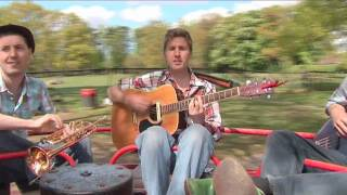 Watch Stornoway Zorbing video