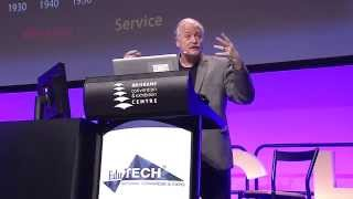 Ian Jukes Eductech DI Keynote