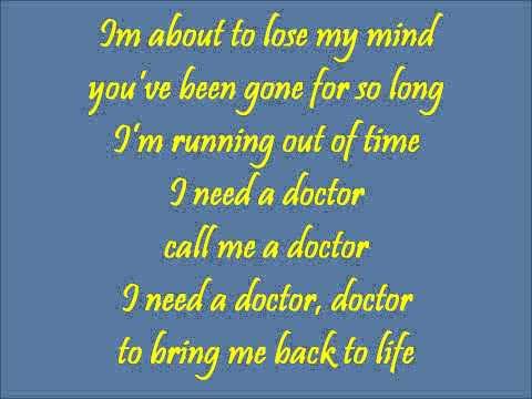 Eminem ft Dr Dre - I Need A Doctor lyrics
