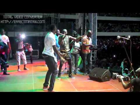 Concert SEA Fondation Adebayor#Fally; Stade de Kegue 30/06/21013