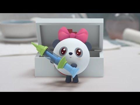 Малышарики - новые серии -  Апчхи! (135 серия) Развивающие мультики для самых маленьких