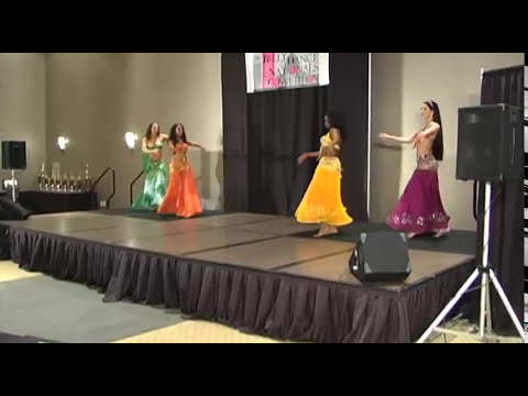 Project Belly Dance - Reality Show (season 1 episode 1)