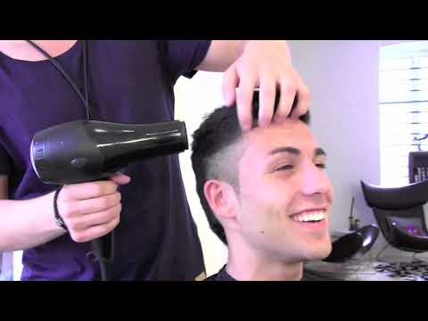 Fresh hairstyle for soccer. sports and activities - Cristiano Ronaldo original hairstyle