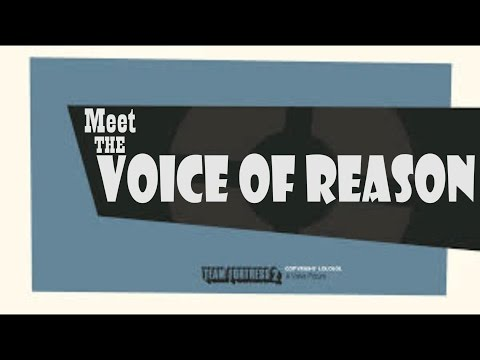 Meet the VoiceOfReason: TF2/Brony Reviewer Project Teaser