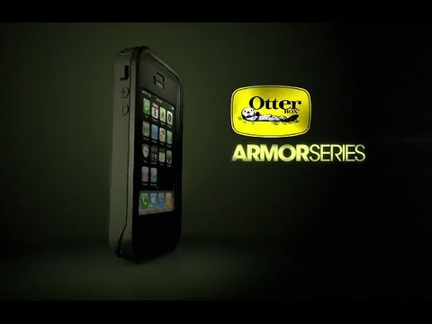 Waterproof case iPhone 5 Otterbox Armor review