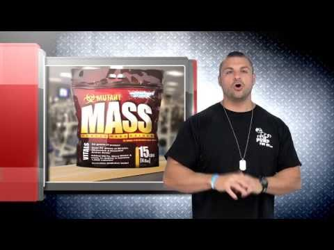 Mutant Mass Weight Gainer Review & Taste Test