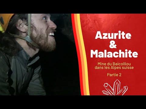Sur le terrain #6 - Azurite et Malachite dans les Alpes - part 2/2