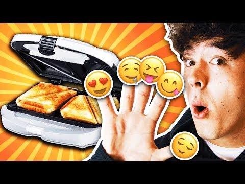 MEINE TOP 5 SANDWICHES!