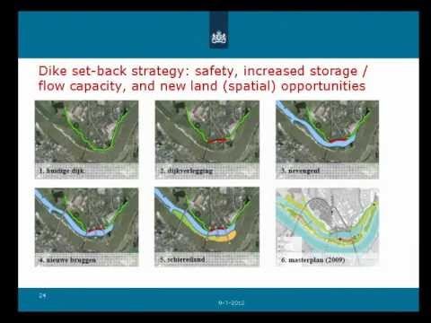Sea level rise in Norfolk - Netherlands flood prevention presentation