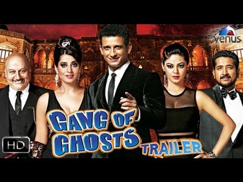 """Gang Of Ghosts""- Official Theatrical Trailer 2014 