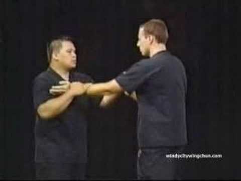 Wing Chun - Chi Sao fast and slow mo Image 1