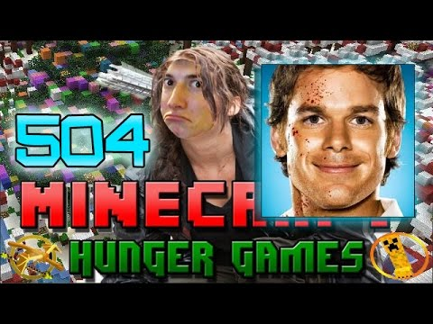 Minecraft: Hunger Games W mitch! Game 504 - Candy Christmas Killers! video