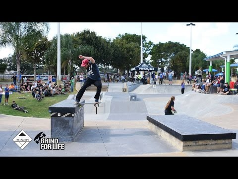 Grind for Life at Lakeland Skatepark Presented by adidas