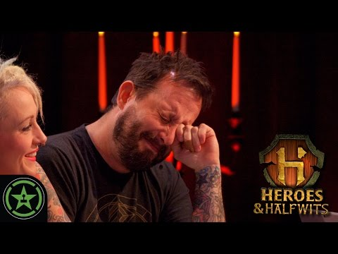 Heroes & Halfwits: Episode 21 - The Search for the Spy Master