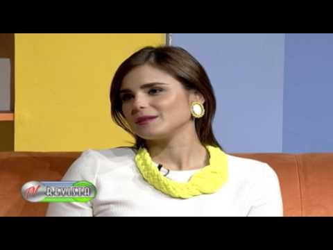 TV Revista - Entrevista a Renata de Soñé -28-1-16