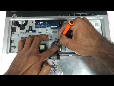 How to replace keyboard harddrive ram cpu fan of lenovo Z460 ideapad notebook