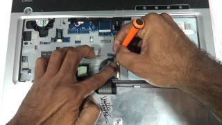 Lenovo Z460 ideapad notebook How to replace keyboard harddrive ram cpu fan