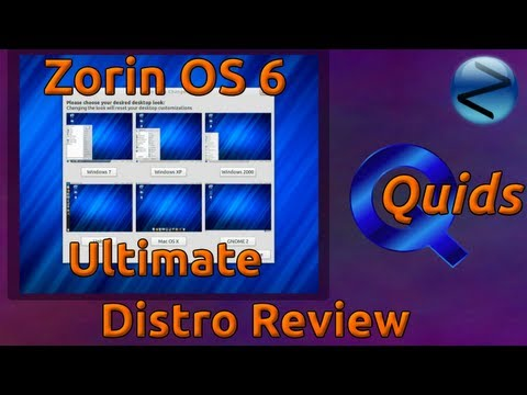 Zorin OS 6 Ultimate - Linux Distro Review