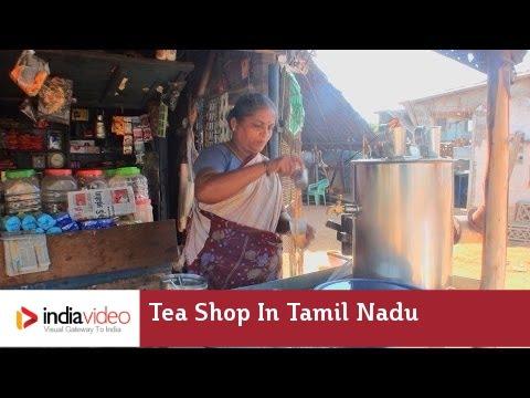 Tea Shop in Namakkal District of Tamil Nadu