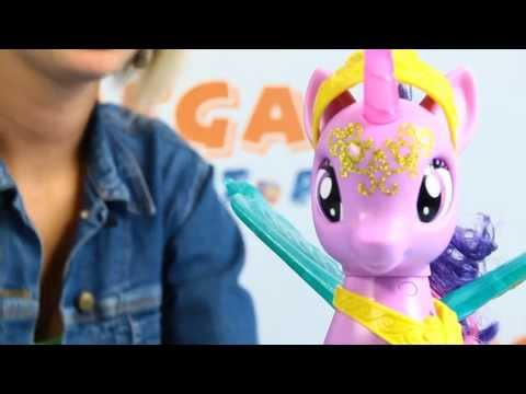Feature Princess Twilight Sparkle / Księżniczka Twilight Sparkle - My Little Pony - Hasbro