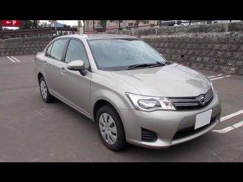 2012 Toyota Corolla Axio Exterior Amp Interior Youtube