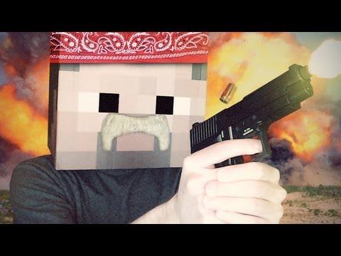 MINECRAFT WASTED MOD (Minecraft)