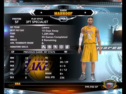 NBA 2K13 Unlimited SP