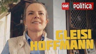 Luis Nassif entrevista Gleisi Hoffmann