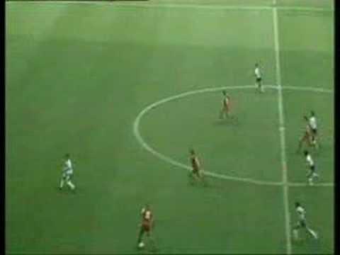 Belgium - Argentina World Cup 86