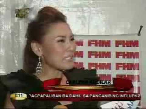 Carlene Aguilar on the Hayden Kho Scandal