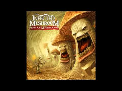 Infected Mushroom - Never Mind [HQ Audio]