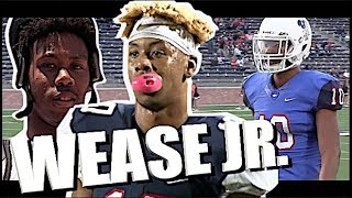 ?? 5 Star Oklahoma Commit | Theo Wease Jr'19 | Allen (TX) Junior Year Spotlight