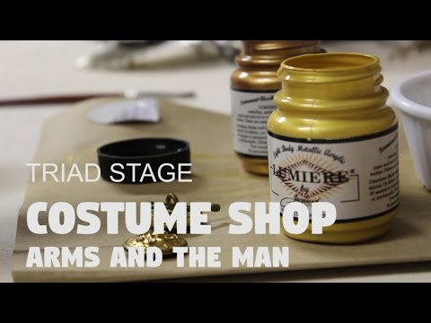 Triad Stage - Costume Shop | Arms and the Man