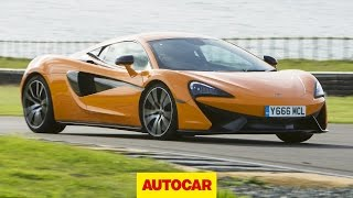 McLaren 570S - Britain's Best Driver's Car | Part 4 | Autocar