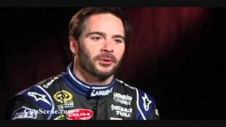 NASCAR Daytona 500 Media Day 2012